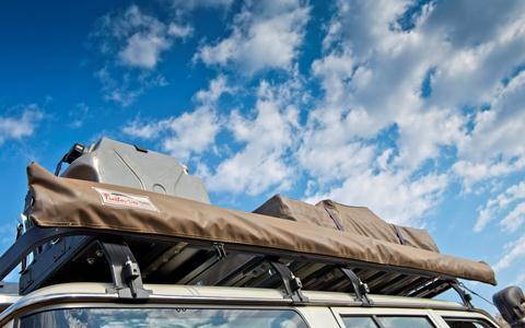 tent036 front runner markise 2 50m breit. Black Bedroom Furniture Sets. Home Design Ideas