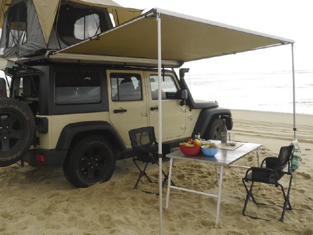 Markisen F 252 R Offroad Gel 228 Ndewagen Suv Vans Auto
