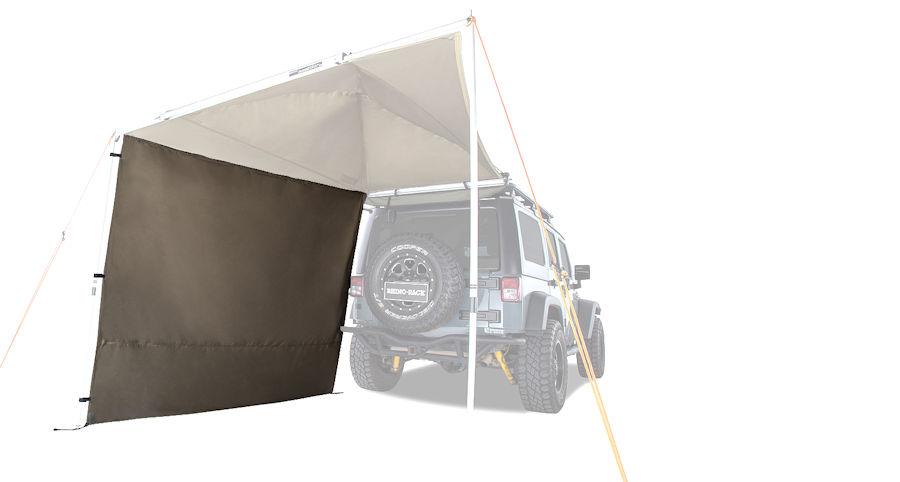 seitenteil f r kuppel heckmarkise dome von rhinorack. Black Bedroom Furniture Sets. Home Design Ideas